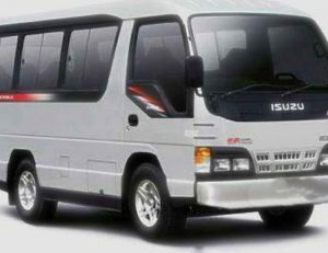 Isuzu-elf-bali-tour-driver-guide